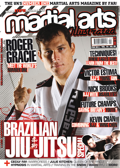 02/11 Martial Arts Illustrated (UK)